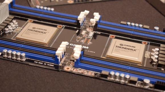 Linaro为ARM服务器提供基于Go-to Linux的软件堆栈