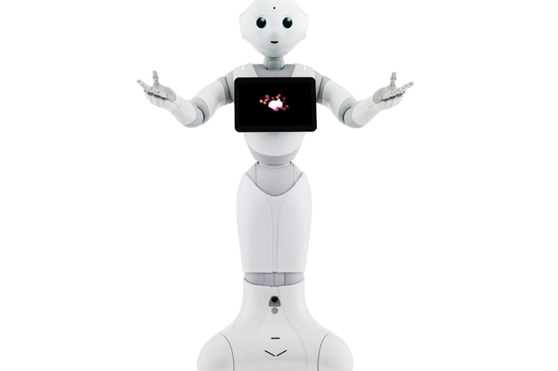 遇见胡椒,跳舞机器人
