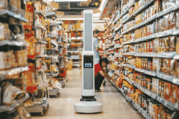 新市场推动机器人行业的强劲增长