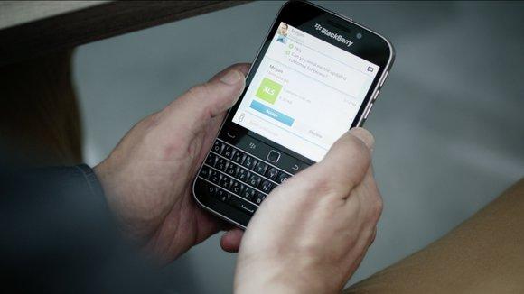 黑莓经典的死亡打击; Android可以保存公司吗?