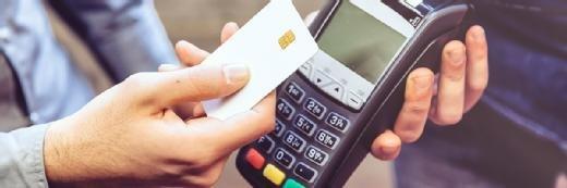 三分之二的英国人使用了非接触式卡