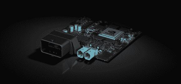 NVIDIA更新的驱动器PX 2电脑将驾驶自动车辆