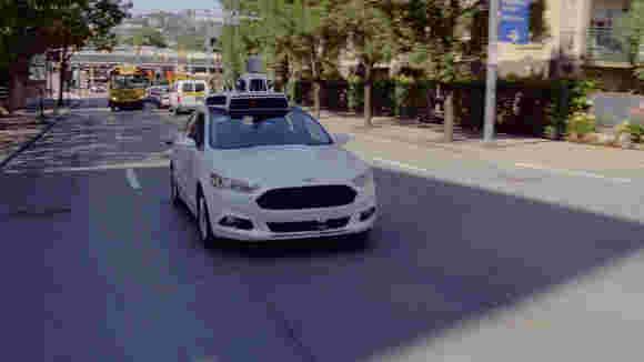 优步是匹兹堡的自动驾驶汽车:骑在一个人和他们下来的地方是什么样的