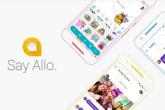 谷歌需要扎实胜利,发布智能Allo应用程序