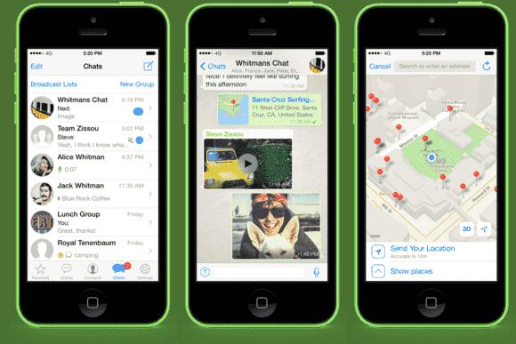 隐私团队要求Whatsapp承诺的FTC探测