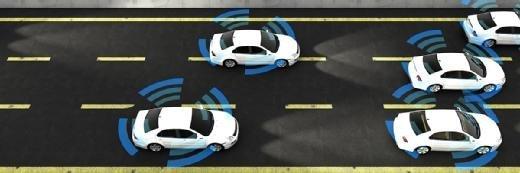 高速公路英国计划5G,智能车辆,无人机