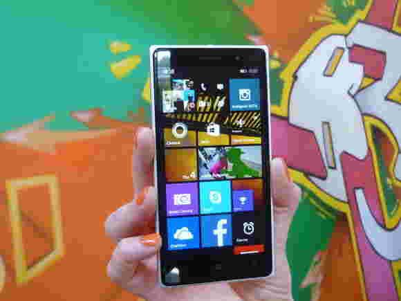 Windows手机Bolster Nypd的犯罪战斗钩