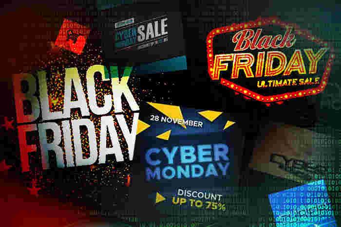 如何躲避那些黑色星期五和网络星期一购物黑客