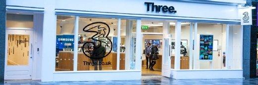 三英国扩大4G,5G覆盖范围