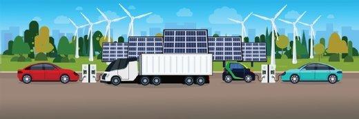 电源短缺在旋转中心桩压力在Datentre Operators上进行绿色