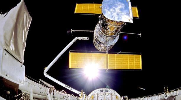 美国宇航局对最新的哈勃太空望远镜有效载荷计算机故障进行重大修复